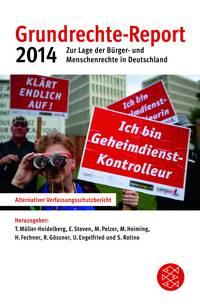 Buch: Grundrechte-Report 2014